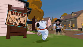 PS3 FAMILY GUY BACKTOMULTI EX screen shot 10