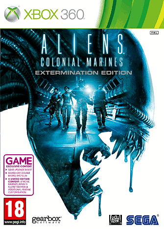 Aliens; Colonial Marines Preview for Xbox 360, PlayStation 3, PC and Wii U at GAME
