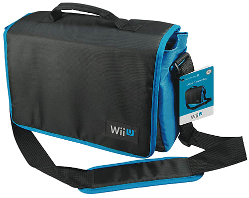Console Accessories GAMEware Wii U Shoulder Bag