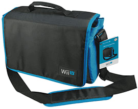 GAMEware Wii U Shoulder Bag Accessories 