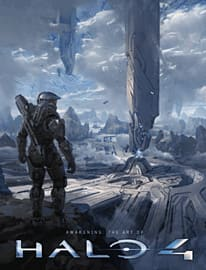 Awakening: The Art of Halo 4 Strategy Guides and Books