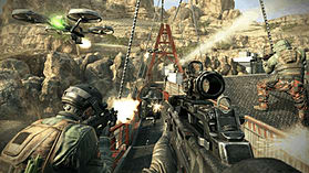 Call of Duty: Black Ops II screen shot 1