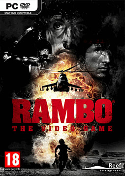 Rambo: The Video Game PC Games Cover Art
