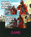 GAME Stores £30 GTA V Gift Card Gifts