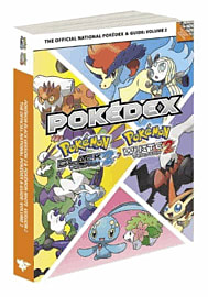 Pokemon Black Version 2 & Pokemon White Version 2 Official National Pokedex & Guide Volume 2 Strategy Guides and Books
