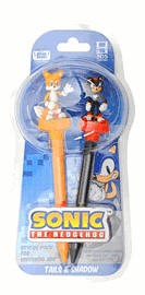 Sonic 3D Stylus Twin Pack - Shadow & Tails Accessories