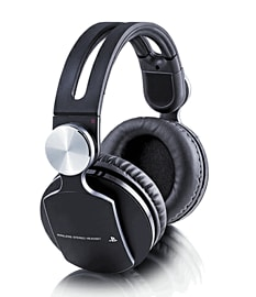 Official Sony Wireless Pulse Headset Accessories