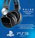 Official Sony Wireless Pulse Headset screen shot 5