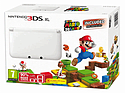 Nintendo 3DS XL White with Super Mario 3D Land 3DS XL
