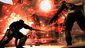 Ninja Gaiden 3: Razor's Edge screen shot 5