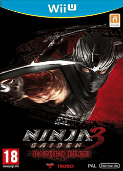 Ninja Gaiden 3: Razor's Edge Wii U Cover Art