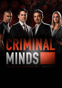 Criminal Minds PC Games Cover Art
