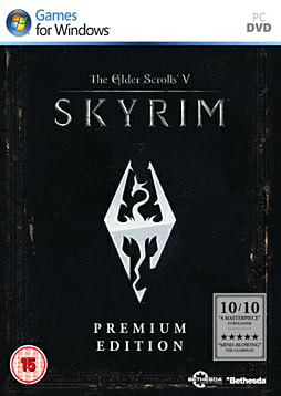 The Elder Scrolls V: Skyrim - Premium Edition PC Games Cover Art