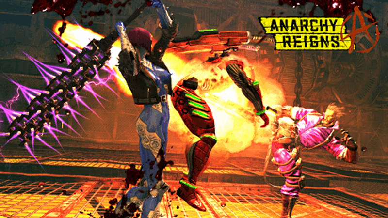 Anarchy Reigns Review for Xbox360 and PS3 at GAME