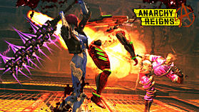 Anarchy Reigns - Limited Edition screen shot 7
