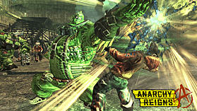 Anarchy Reigns - Limited Edition screen shot 1