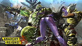 Anarchy Reigns: Limited Edition screen shot 3