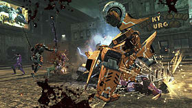 Anarchy Reigns - Limited Edition screen shot 9