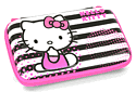 Hello Kitty Striped Case Accessories