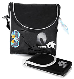Sonic Duo Travel Case- Black Accessories