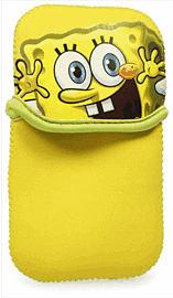 Spongebob Carry Pocket Yellow Accessories
