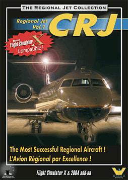 Canadair Jet CRJ For FSX PC Games