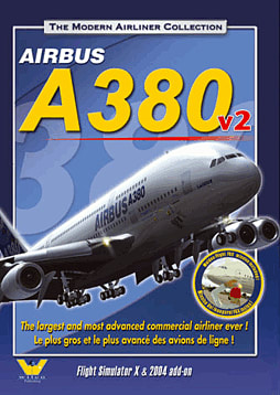 Airbus A380 V2 PC Games