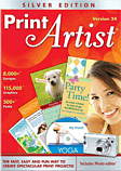 Print Artist Silver V24 PC Games