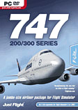 747 & 200 / 300 Series PC Games