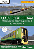 Class 153 and Totham - Passengers Power and Freight PC Games