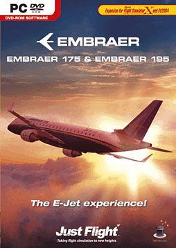 Embraer Ejets 175/195 PC Games