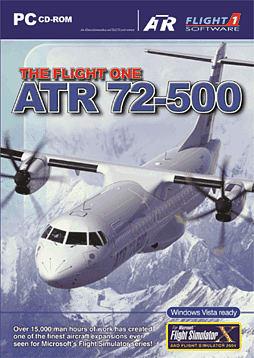 Atr 72-500 PC Games