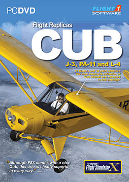 Flight Replicas Cub PC Games