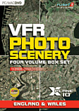 VFR Photographic Scenery: Four Volume Boxset PC Games