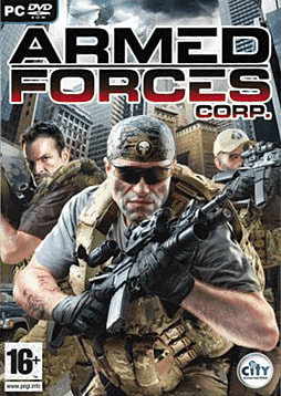 Armed Forces Corp. PC Games