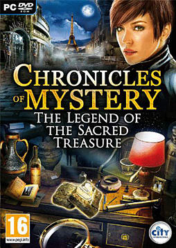 Chronicles of Mystery: The Legend of the Sacred Treasure PC Games