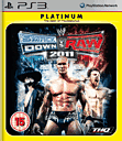 WWE Smackdown Vs Raw 2011 Platinum Playstation 3