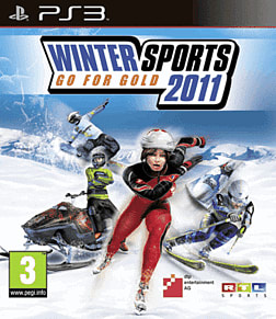 Winter Sports 2011 Playstation 3 Cover Art