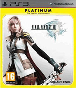 Final Fantasy XIII Platinum Playstation 3