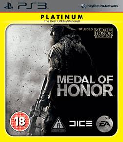 Medal Of Honor Platinum Playstation 3