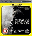 Medal Of Honor Platinum Playstation 3