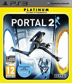 Portal 2 Platinum Playstation 3
