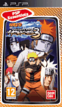 Essentials - Naruto Shippuden Ultimate Ninja Heroes 3 PSP
