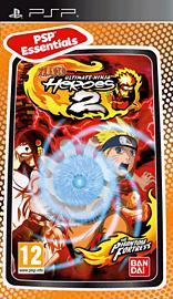 Essentials - Naruto Ultimate Ninja Heroes 2 PSP