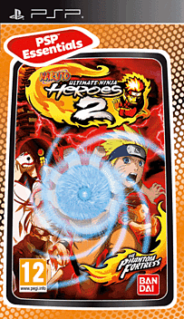 Essentials - Naruto Ultimate Ninja Heroes 2 PSP