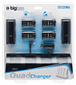 Wii Charger And Batt Pack Black Accessories