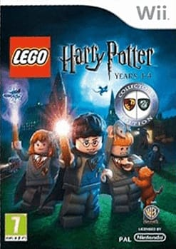 LEGO Harry Potter Collectors Edition Wii