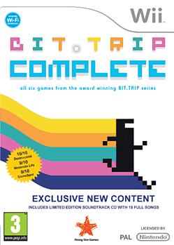 Bit.Trip Complete Wii