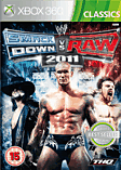 WWE Smackdown Vs Raw 2011 Classics Xbox 360