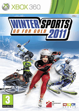Winter Sports 2011 Xbox 360 Cover Art